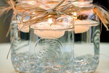 table decor ideas / by Amy Morgan