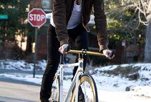 Bikes girl