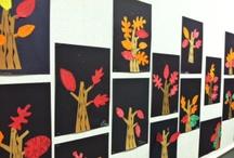 Fall in the classroom / by Cassandra Romero