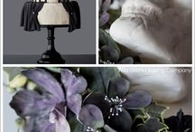 HALLOWEEN - with Orchids / Spooky orchids oh my!  DIY, decorating, and Halloween ideas with Orchids.