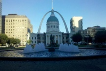 """St. Louis...forever home / places and things that say """"I grew up in St. Louis""""  / by Carla Brown"""