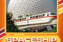 Walt Disney World Planning Pin