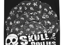 skulls / Wearable Skulls / by Janice Davey