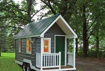 Live on wheels/ Tiny homes
