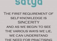 Yoga Yama 2: Satya Truthfulness- LauraGyoga