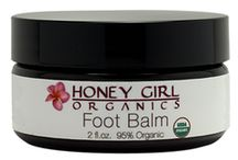 Honey Girl Organics / Honey Girl Organics is a line of organic skin care handcrafted in Hawaii. These creams, toners, and balms are hand made from various blends of nature's finest anti-aging ingredients. The combinations work together to heal and renew the skin, giving you a fresh, youthful appearance.  Your best accessory is always going to be your glowing skin. When you are looking for the best organic skin care, you'll want to seek out Honey Girl Organics' certified organic skin care products.