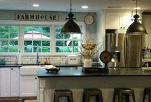 Farm House Style Kitchens