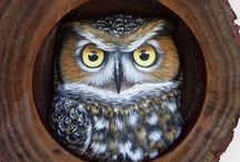 hout schildering