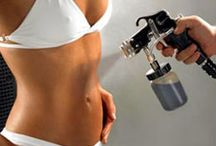 Custom Organic Spray Tanning / Custom Organic Spray Tanning