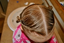 Toddler hairdo's! / by Brittany Carter
