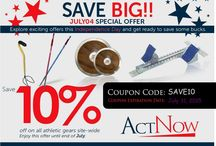 Deal of the Month / Explore exiciting offers this independance day and get ready to save some bucks