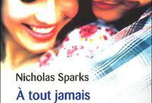 Romances / Bibliographie de romances et de comédies romantiques