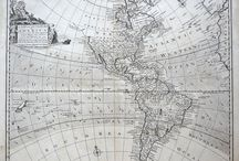 Early U.S. Maps / Love history?  See how much has changed in our young country through time.