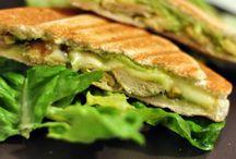 sandwich croque Mr et wrap