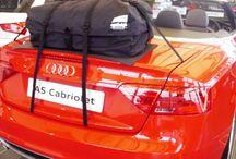 Audi A5 Cabrio Gepäckträger / Audi A5 Cabrio Gepäckträger