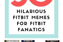 Fitbit Memes / Fitbit memes - laugh at your fitness and Fitbit obsession with these hilarious Fitbit images.  It's all about the steps!