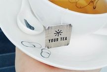 Tea time is now
