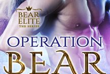 BEAR ELITE Series by Sedona Venez / In the wilderness, love knows no bounds.
