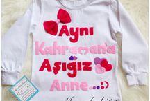 Tişört / Kişiye özel tişört