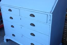Painted Furniture / Some of our fantastic furniture, painted with Grand Illusions Vintage Paint.
