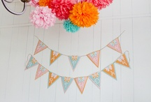 Party decor / by Christine Coates