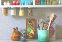 organizing and storage ideas