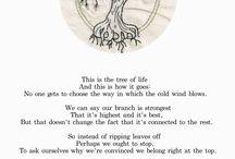 E.R poems