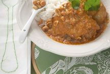 CURRIES (WINTER COMFORT FOOD)