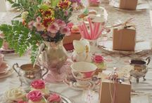 Bridal Shower: High Tea with the bride to be