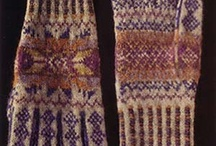 Knitting Inspiration / Beautiful knits to try or admire.