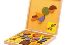Kids-Fun toy ideas / by Kristen Wahler