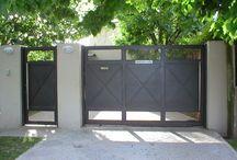 portón frente
