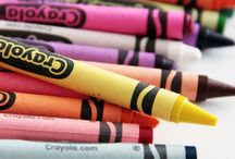 Crayons / by Annouchka
