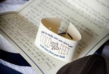 Wedding Ideas / by Theresa Preston