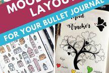 Bullet Journal & Planner Inspiration
