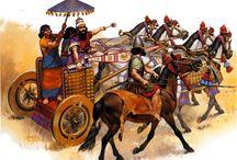 Oriente Antiguo. Personajes