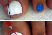 Nail Art Summer Beachnails