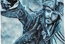 Dead Men Tell No Tales! Poster Boy, Jack Sparrow..