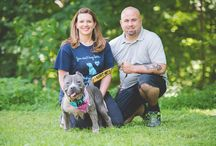 BG Bully Family Project / Photographing pit bulls, other bully breeds, and their families in order to combat breed discrimination and display how amazing these dogs truly are. What better way than showcasing the families of which they're a part?