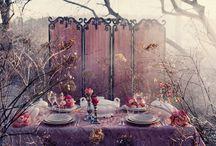 I dream of tea parties