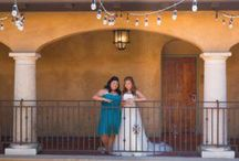 Bridesmaids / ideas for capturing the Bride and her Bridesmaids / by Shanti DuPrez Fine Portrait Photography