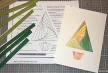 Cards - Iris Folding