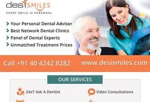 Best Dentists in Hyderabad / Find Best Dental Specialists in Hyderabad. Get Dentists Fees, Reviews, Ratings, Qualifications and Practice Information. Book Appointments for Consultations