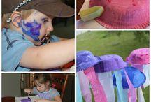 Crafts for Kids| Homeschool Crafts / Kids love crafts! Here are the BEST crafts for kids. Homeschool Crafts|Preschool Crafts| Holiday Crafts / by Misty @ Joy in the Journey| Homeschool Tips| Homeschool Encouragement|