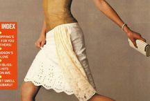 Vogue US  April 2001