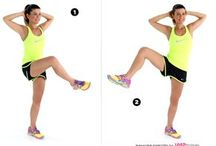 esercizi fai da te - exercises- workout