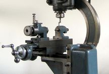 Frezarki - milling machine