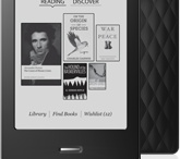 For the LOVE of Reading / Loving my Kobo Touch that I got in May of 2012...well over 100 books read and I keep going!  I am enjoying reading again! Now using my Nexus 7 tablet to read...2014   / by Cece