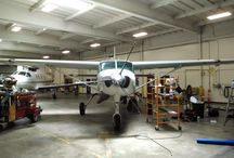 San Andreas Cessna / We were hired to help make this Bay Area based Cessna look like one that was used to film in Australia.