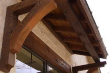 Doors and Window Overhangs